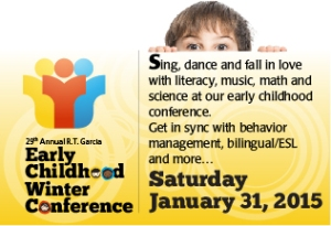 Early childhood teachers return to ABCs of song, art, movement with interactive learning