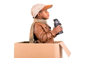How to prepare children to be creative problem-solvers? Outside the box