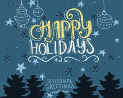 Happy Holidays from School Bell: 10 suggestions for Winter Break