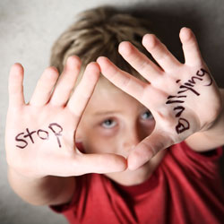Tactics to Prevent Bullying: Teach students to vent