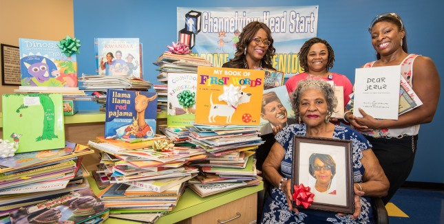 Head Start Book Donation