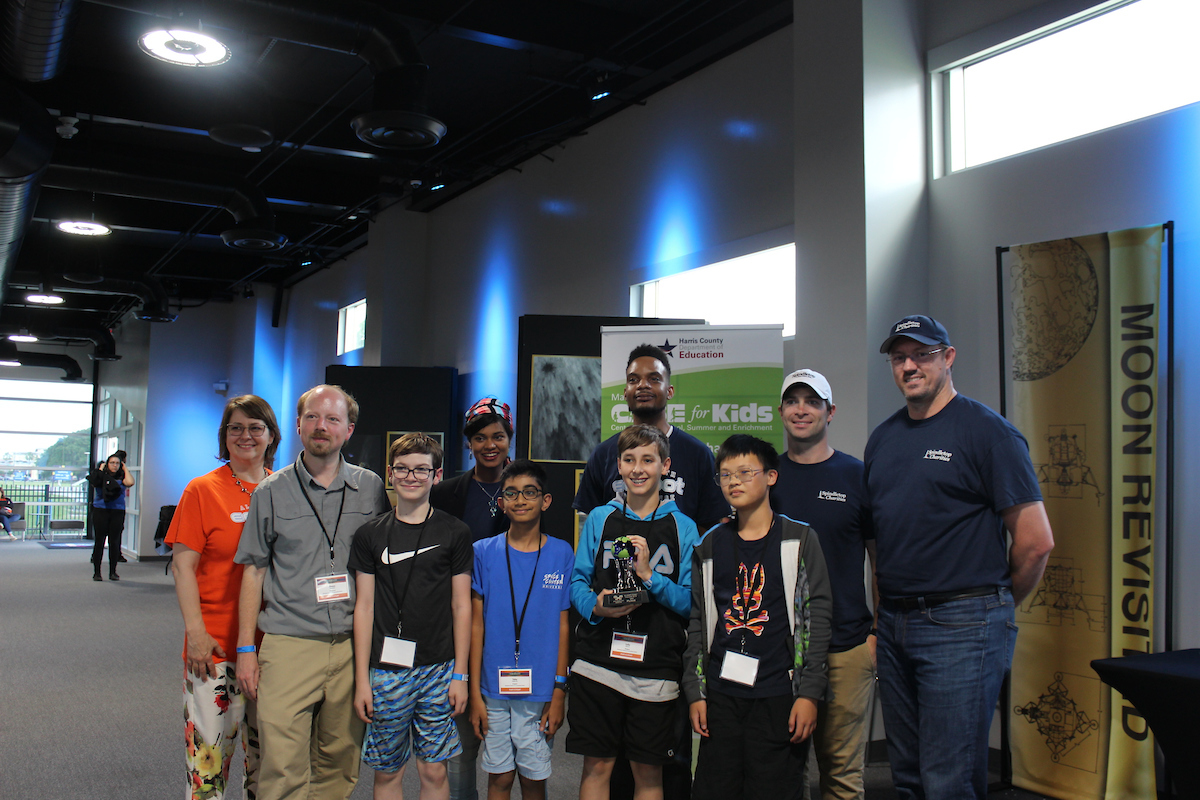 Games Of Drones: CASE For Kids Teens Contest Space At All